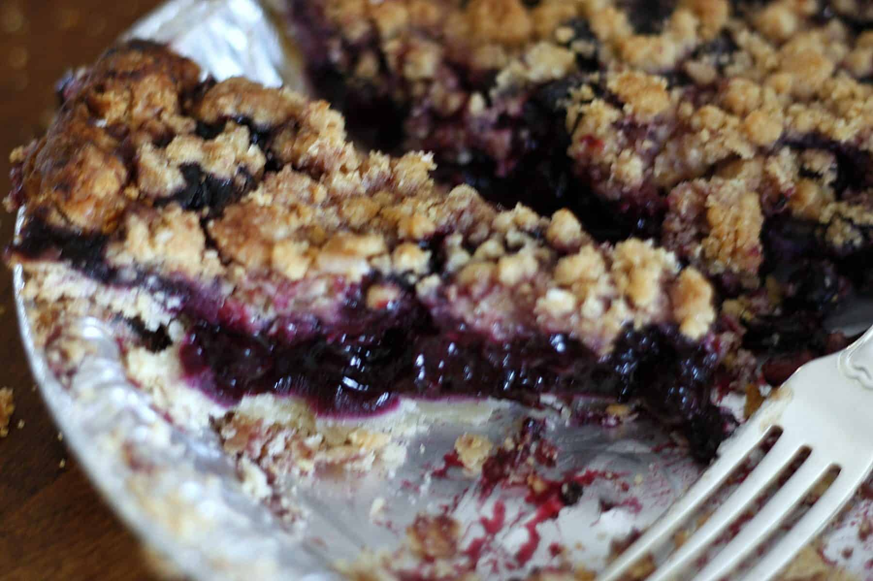 Blueberry Crumb Pie blueberry crumb pie recipes — dishmaps