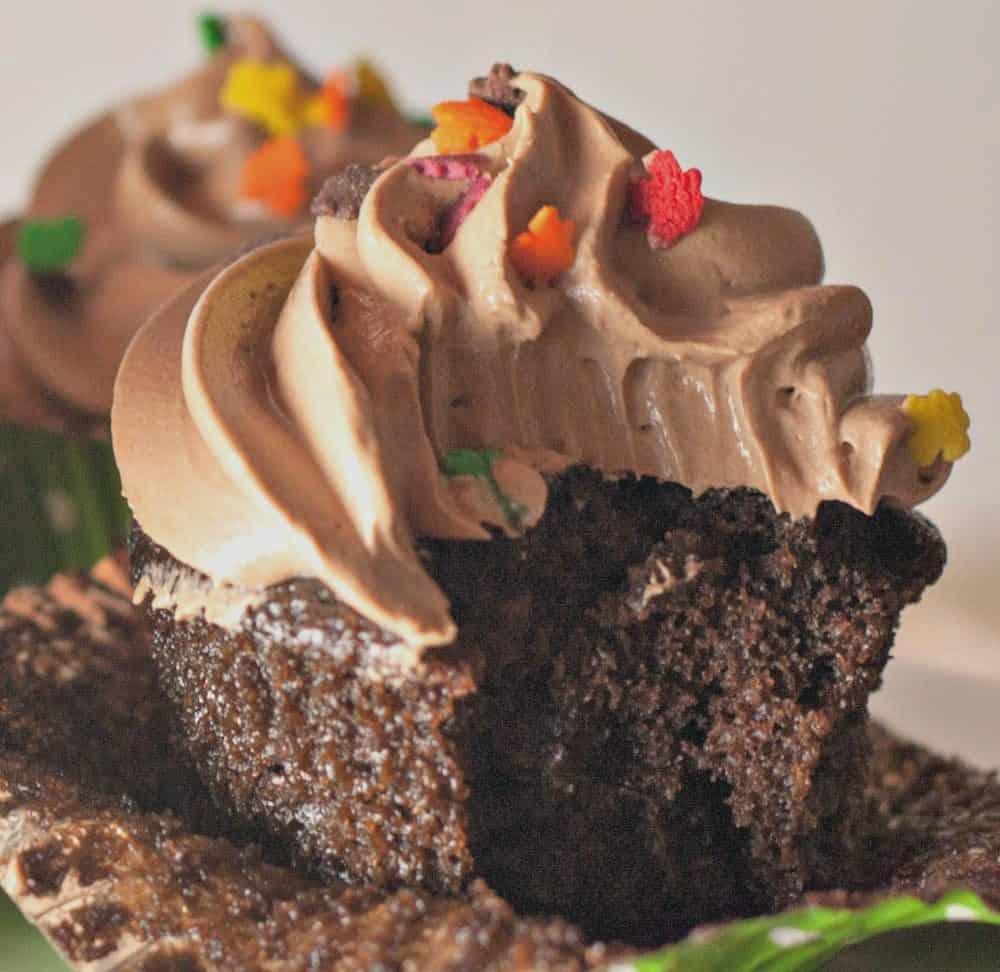 Chocolate Mocha Cupcakes