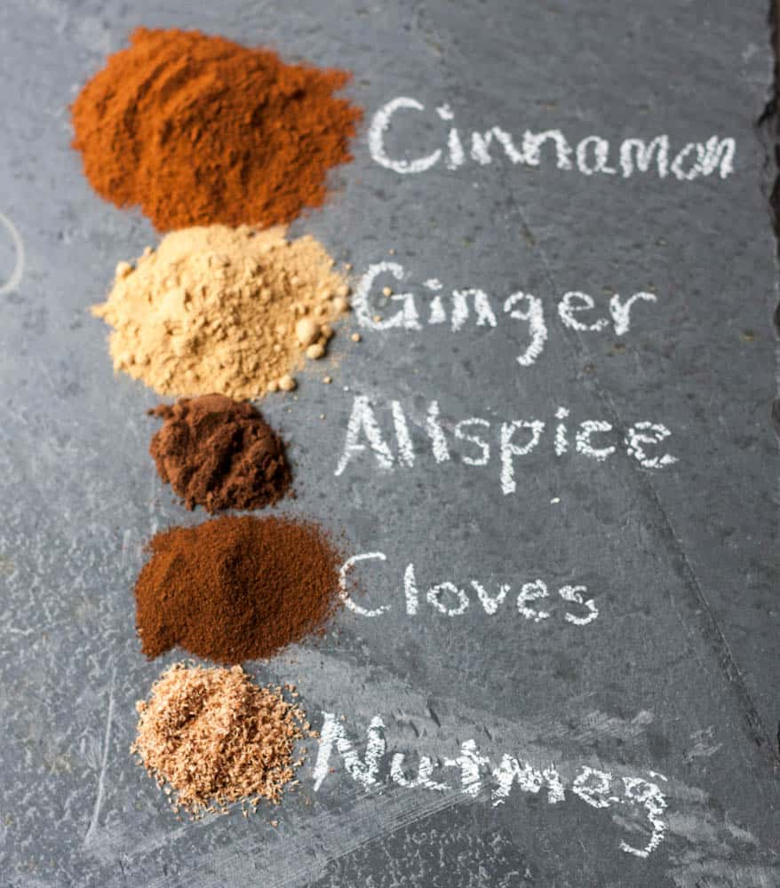 pumpkin pie spice DIY version