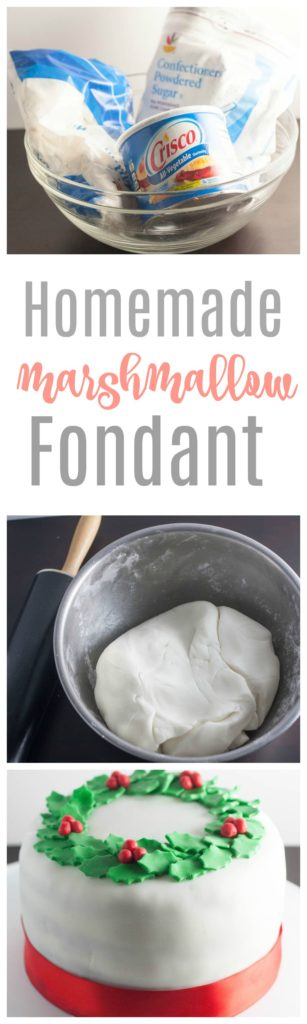 make your own fondant