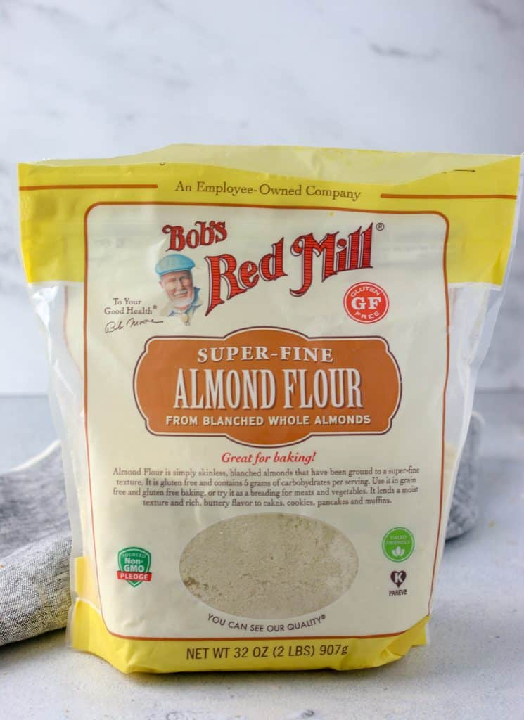 bag of almond flour
