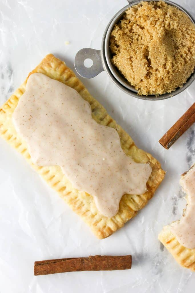 brown sugar cinnamon poptart