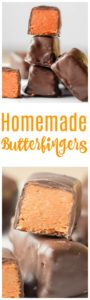how to make homemade butterfingers