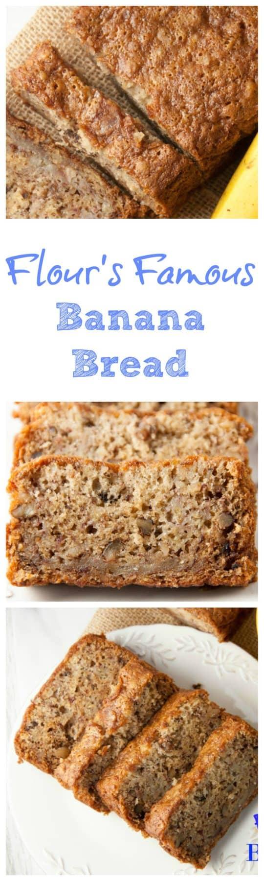 Flours famous banana bread boston girl bakes flours famous banana bread forumfinder Images