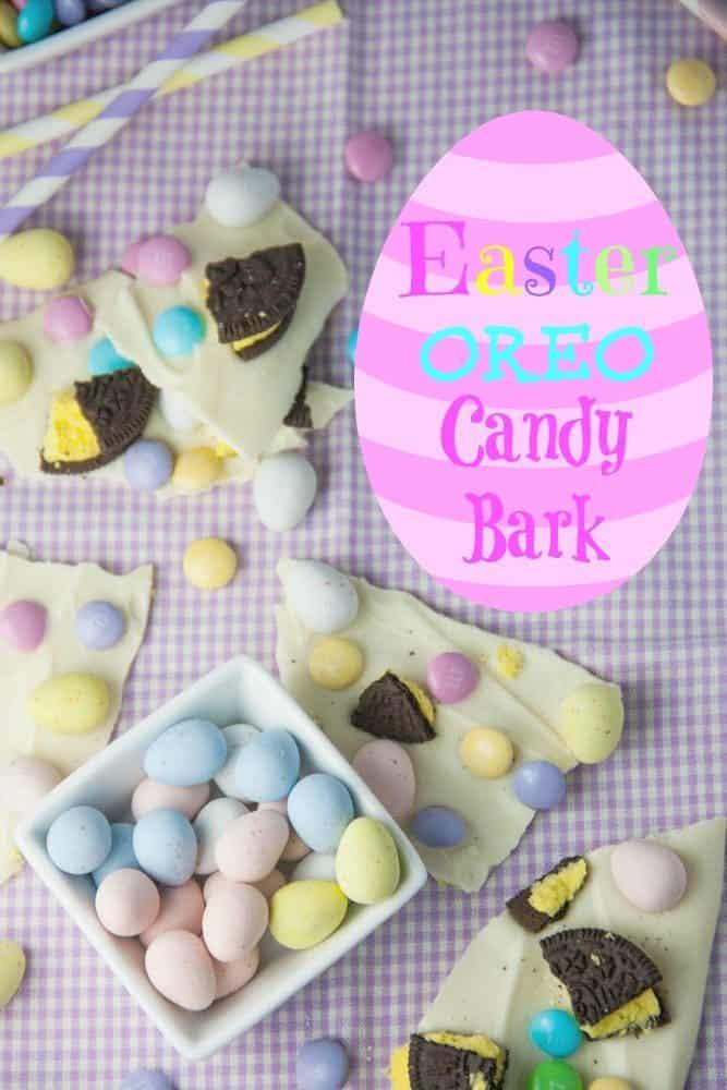 Easter Chocolate Bark
