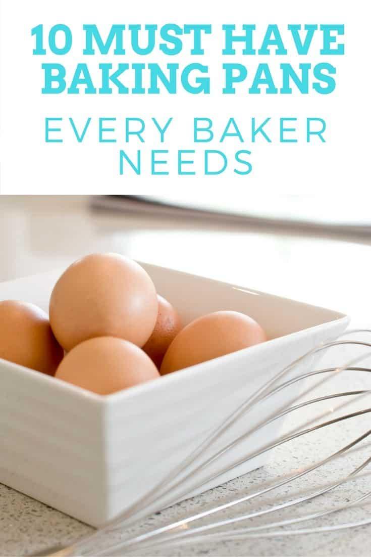 10 Best Baking Pans Every Baker Needs