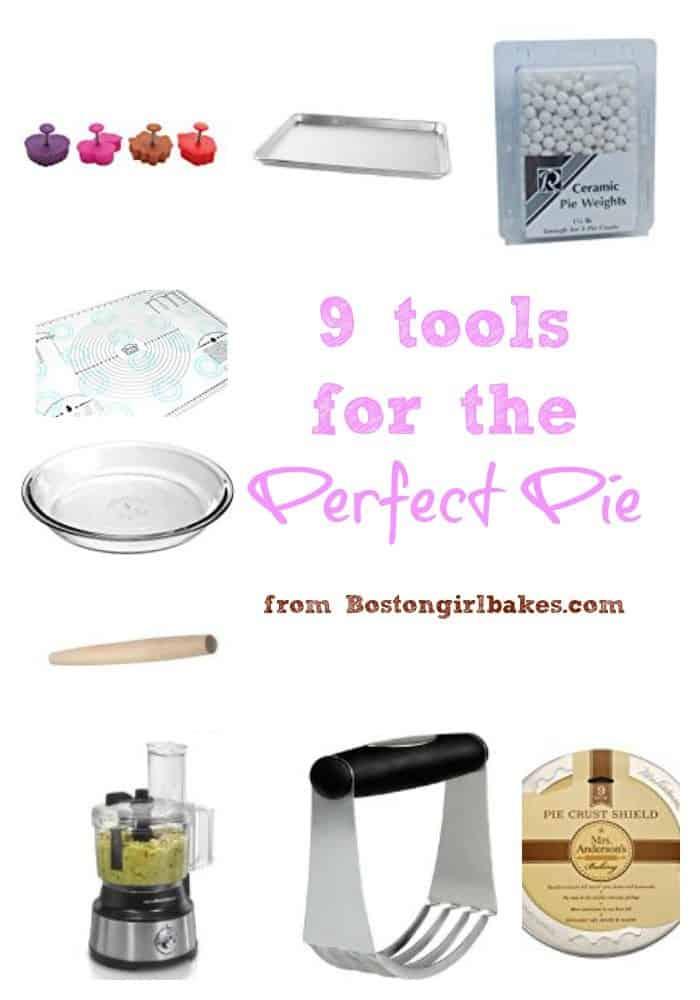 9 pie tools