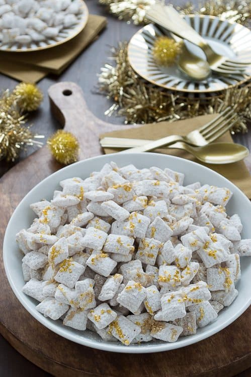 Champagne Puppy Chow