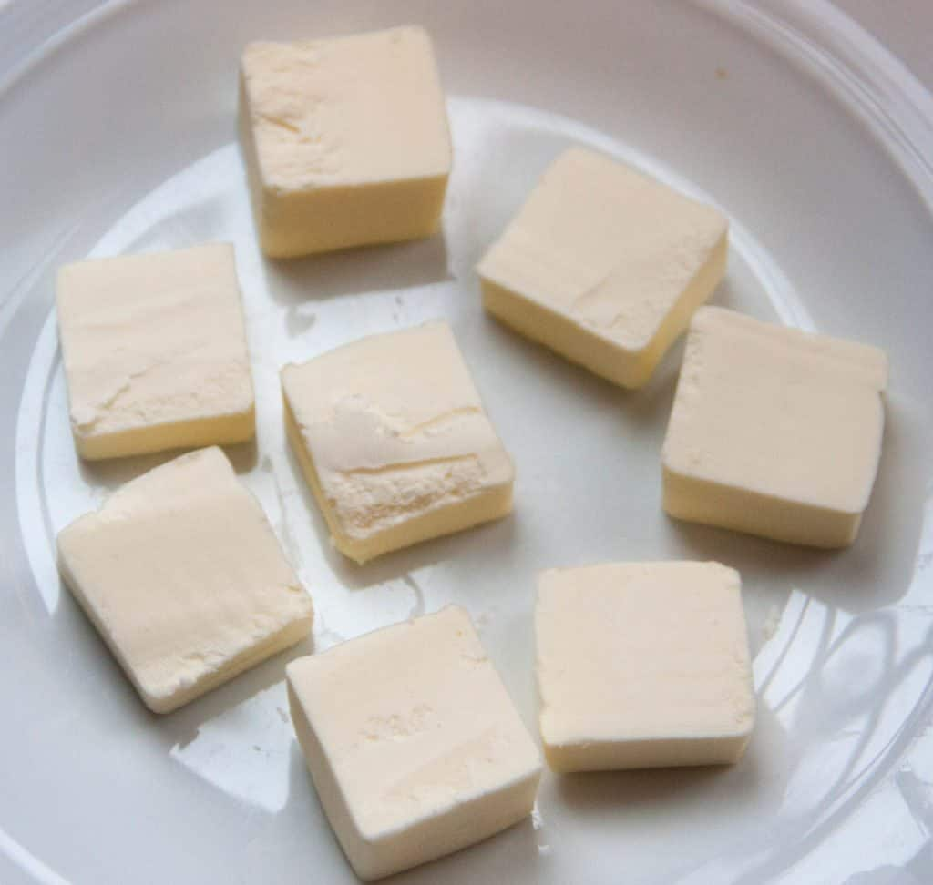 soften butter fast