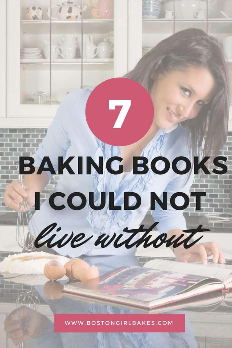baking cookbooks