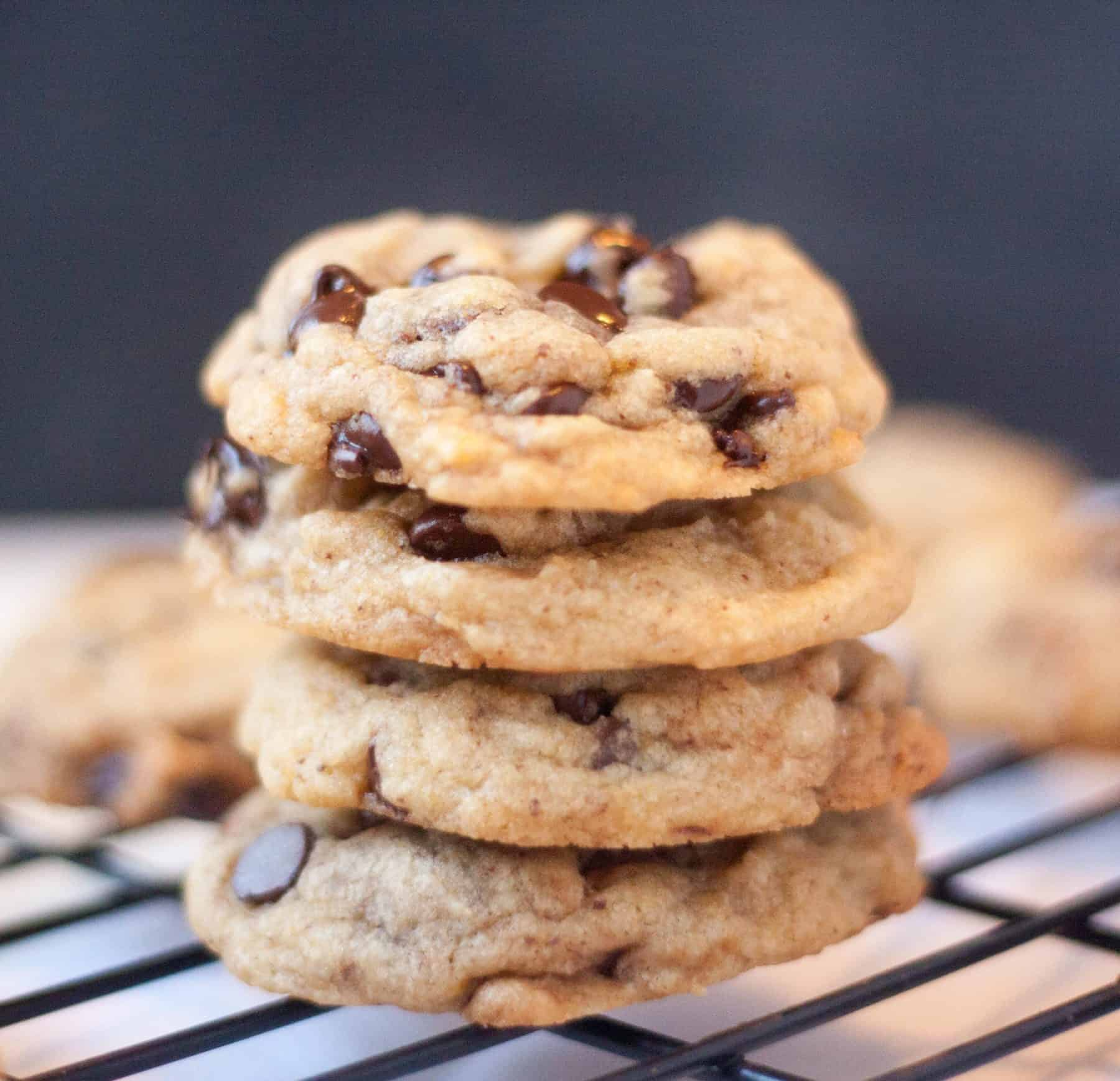 Chocolate Chip Salted Brown Butter Cookies