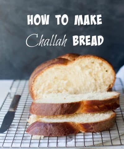 Learn how to make your own Challah bread at home! [video] | Challah Bread | how to make challah bread | how to braid challah bread | jewish bread
