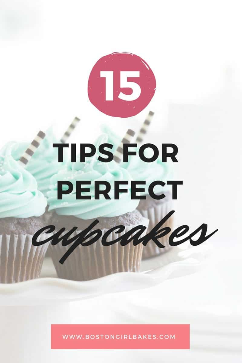Cupcakes 101: 15 Tips For Perfect Cupcakes