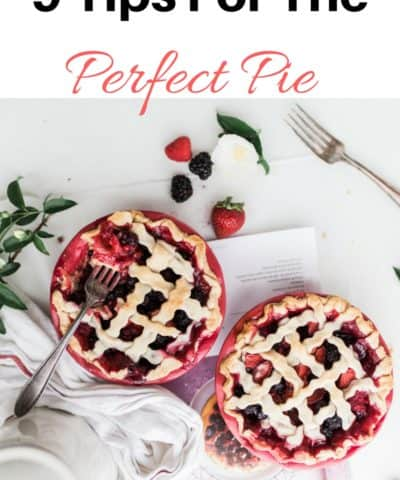 perfect pie from scratch tips