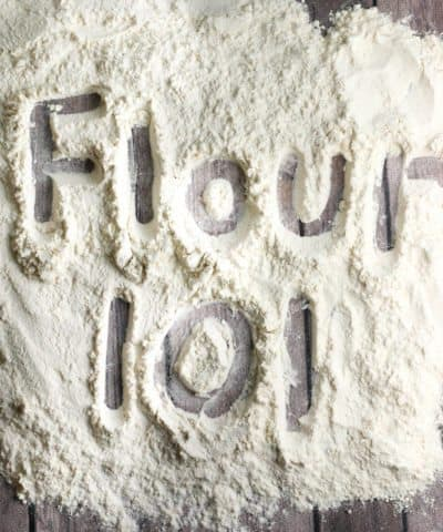 Types Of Flours – Ultimate Guide