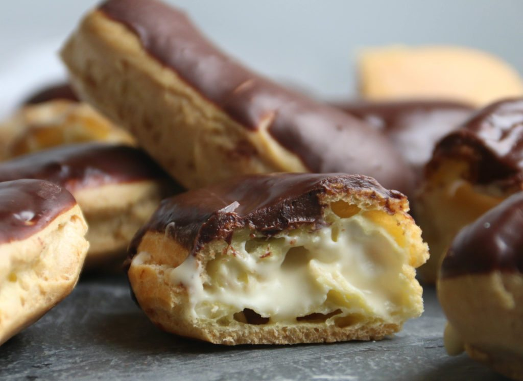 french eclair recipe