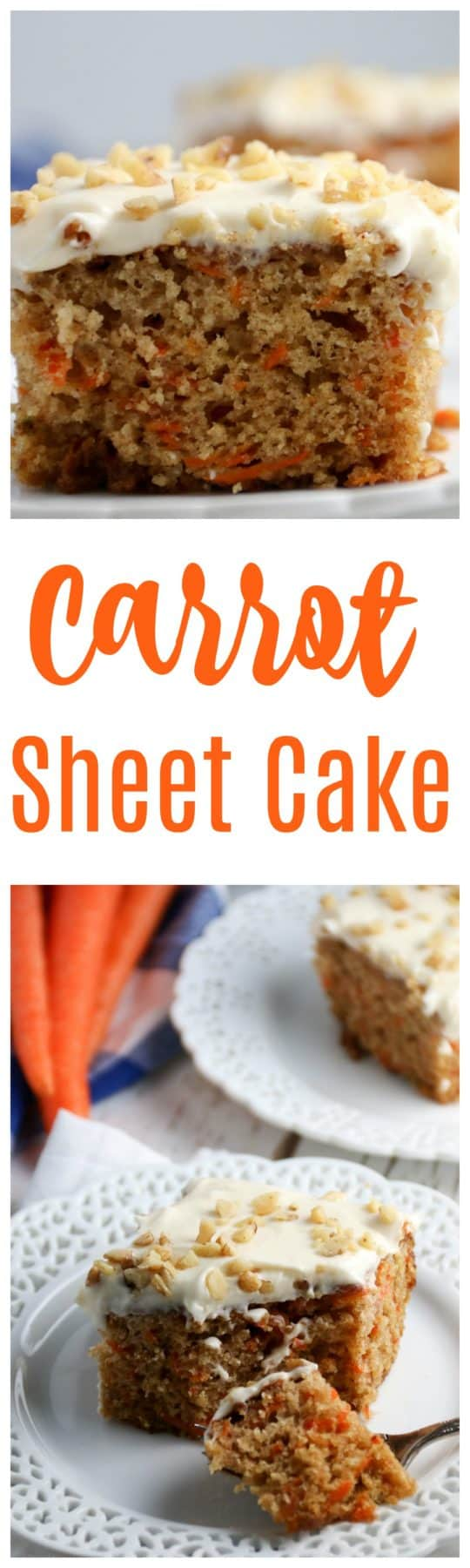 Carrot Cake Nutrition Facts
