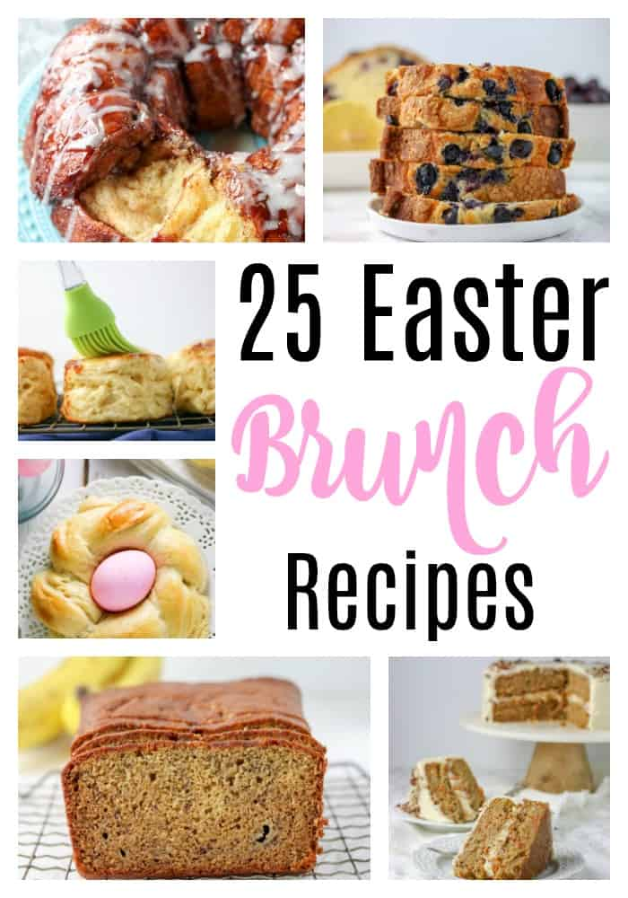 25 Easter Brunch Recipes