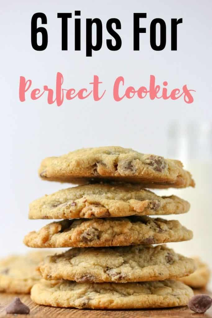 6 Tips For Perfect Cookies