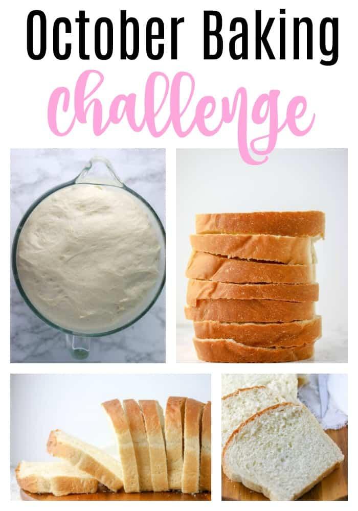 october baking challenge