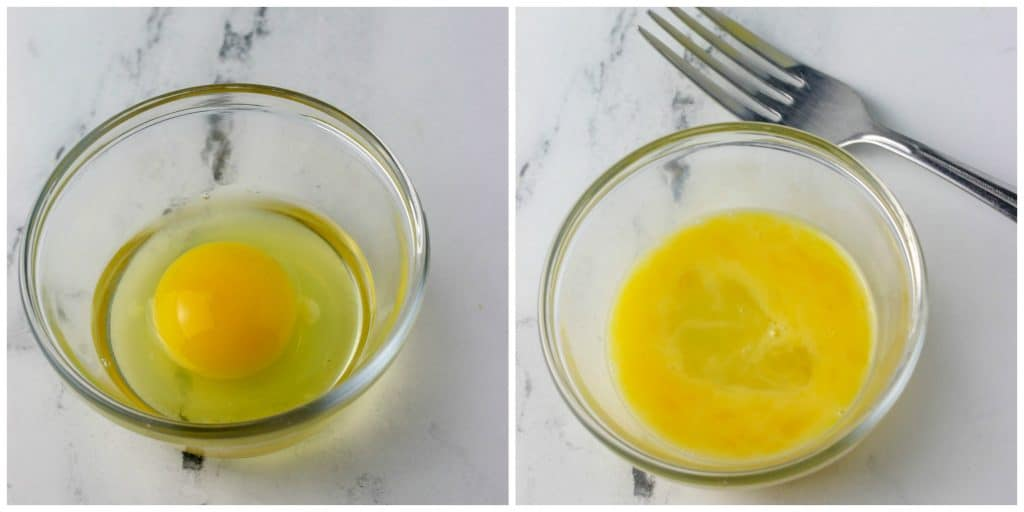 egg in a bowl
