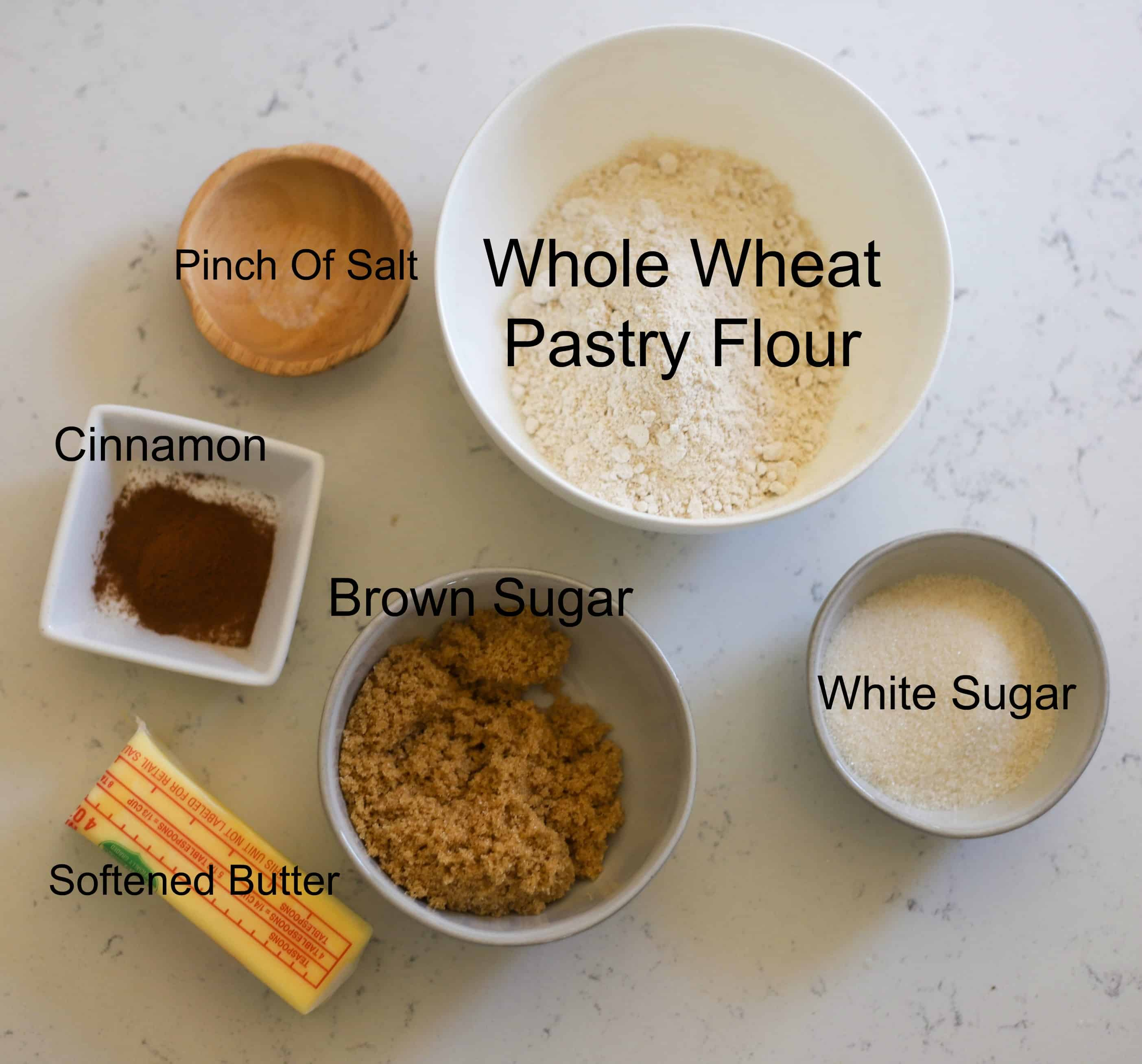 crumb topping ingredients