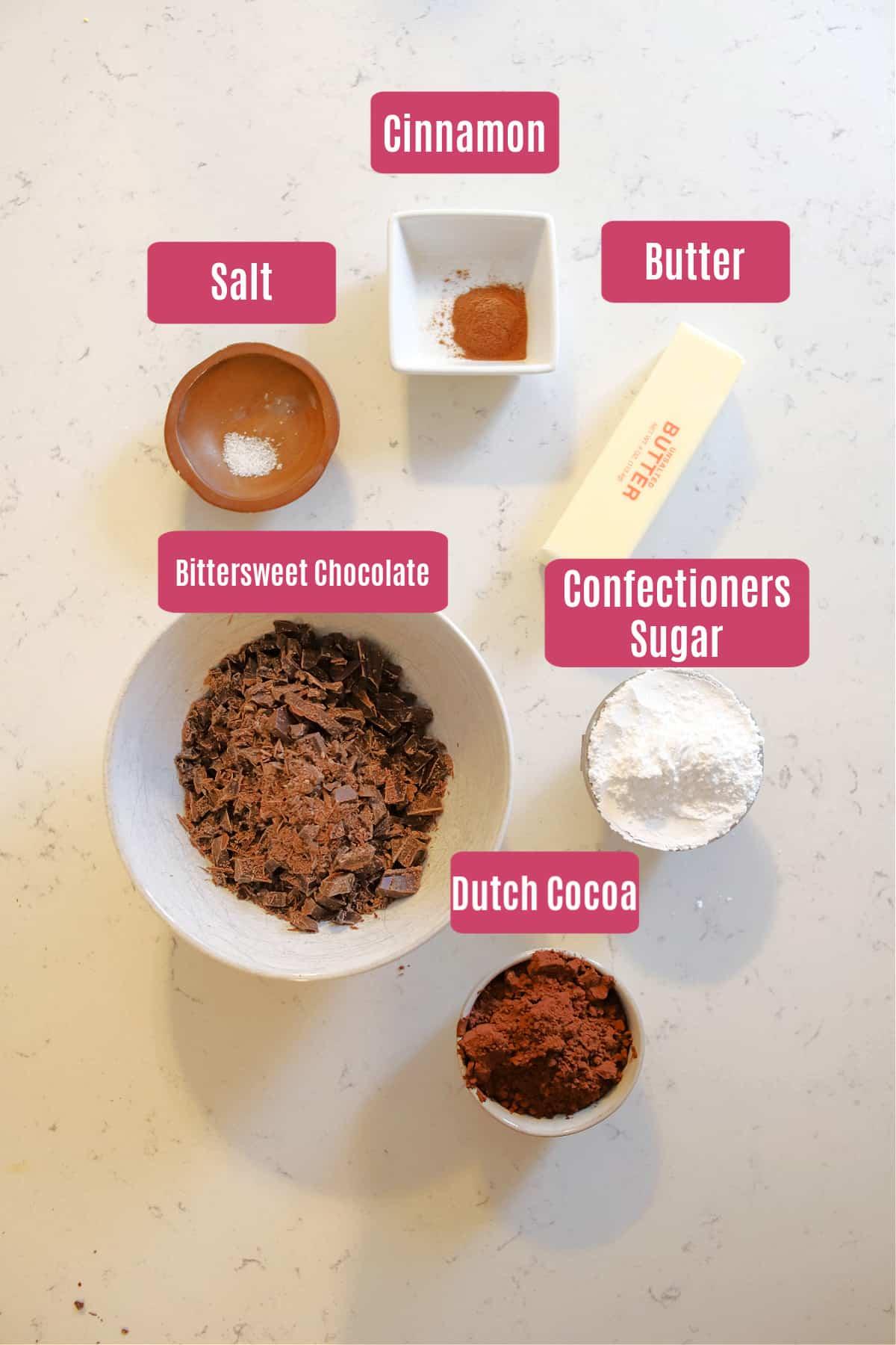 sourdough chocolate babka filling ingredients